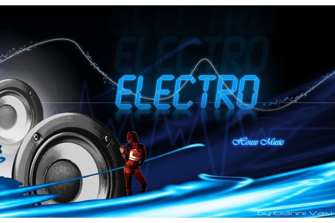 Dj jas electro house music 4 dj jas the power of sound mix for House music house